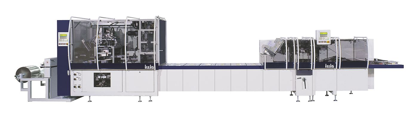 illig thermoforming blister packaging machine HSA 50d