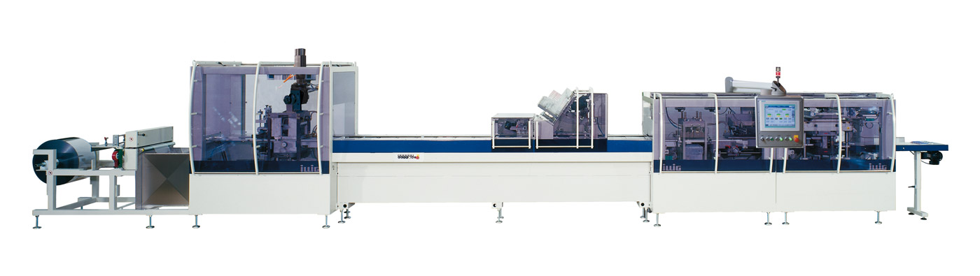 Thermoforming machine for non-food products