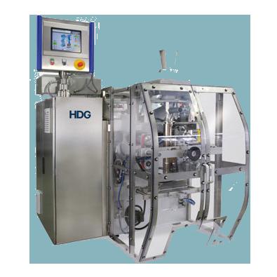 HDG Vertical pouch machine